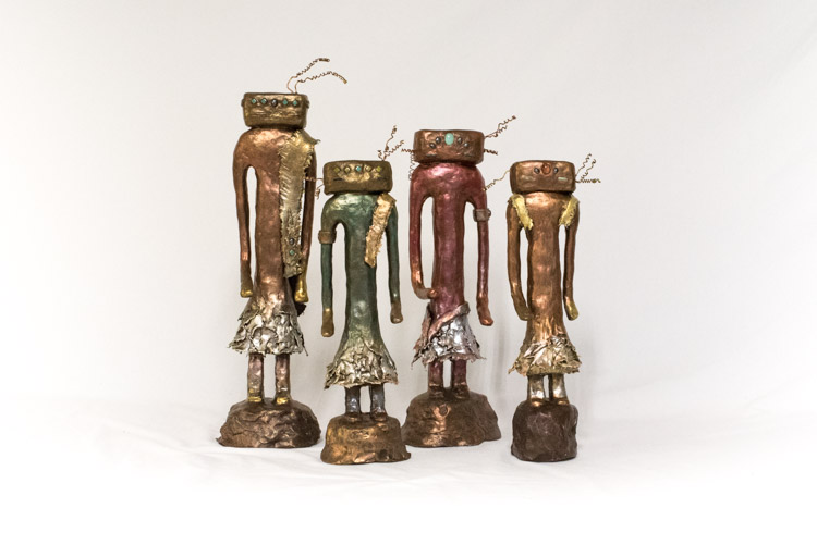 Kachina Doll Warriors
